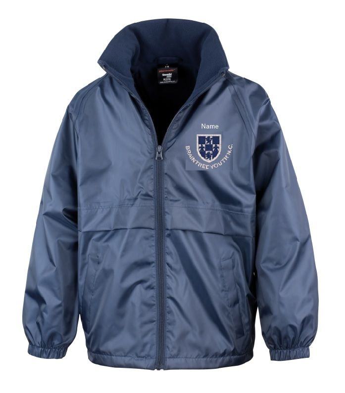 Adults Microfleece Lined Jacket - R203X