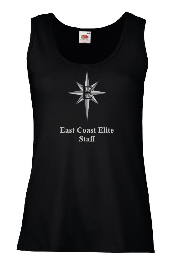 East Coast Elite Womens Section Vest - SS051