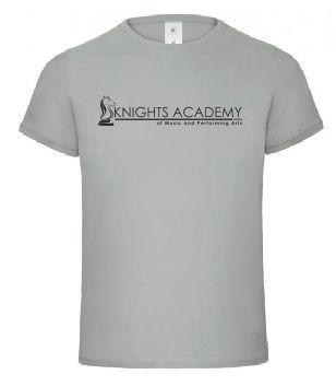 Knights Academy Adult T Shirt
