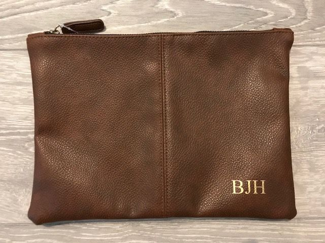 Personalised Accessory Pouch - QD889