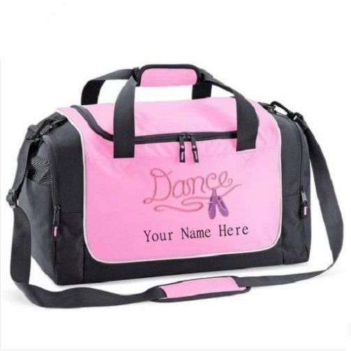 Personalised Dance Holdall - QS077 Quadra