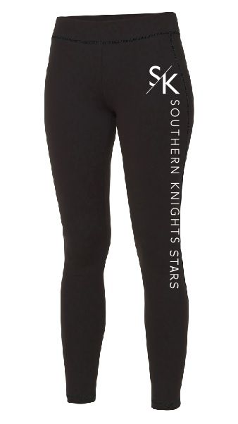 Southern Knights Stars Ladies Leggings - JC087